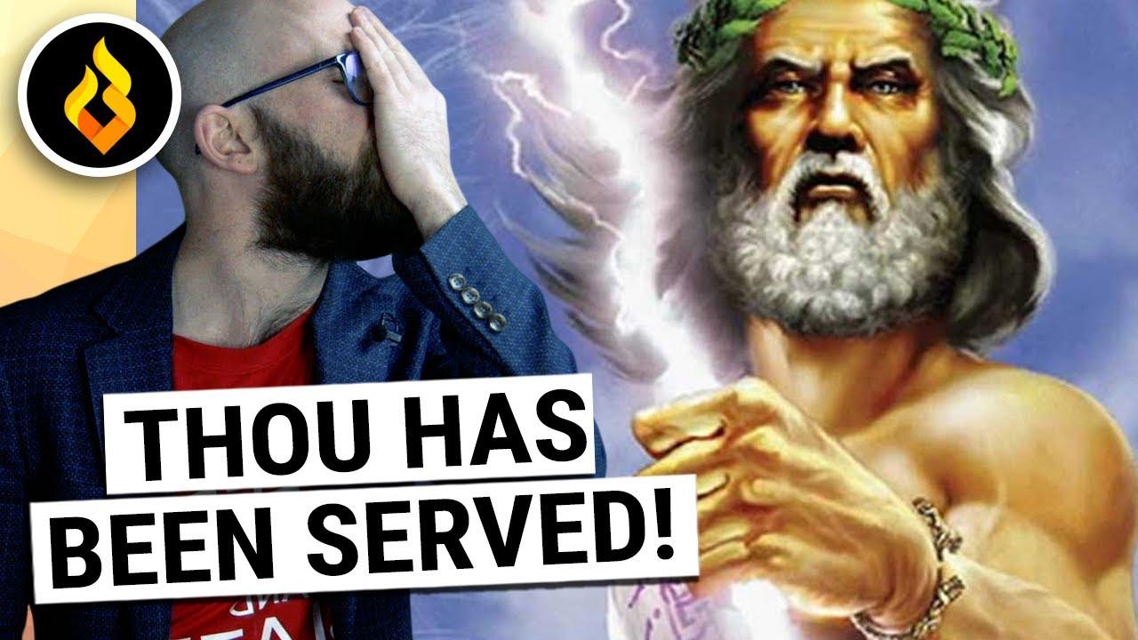 Lawsuit Zeus: The Most Litigious Man in The World