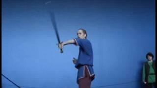 видео Сеча - владение холодным оружием