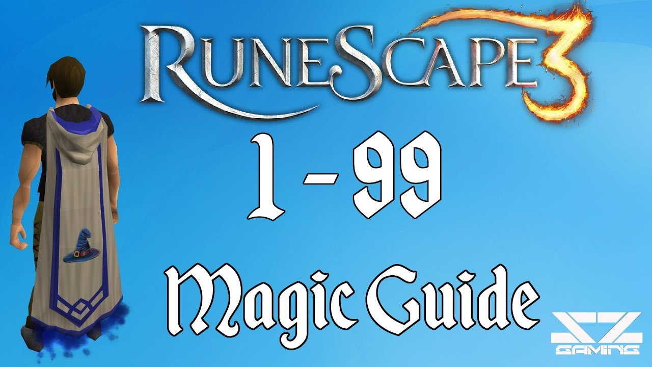 How to get 99 magic in runescape (with pictures) wikihow.