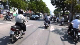 Paseo en moto por Ho Chi Minh 2da Parte
