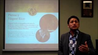 Presentación Organo Gold - Raul Luna