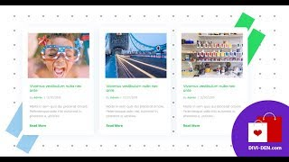 Divi Blog Module - Day 3 - How To Install & Customise