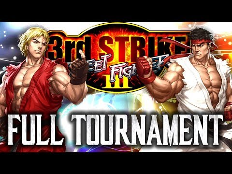 Street Fighter III: 3rd Strike - Stun City 2018 - Full Tournament! [TOP8 + Finals]