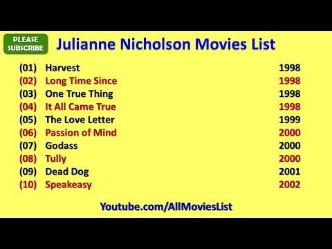 Julianne Nicholson Movies List