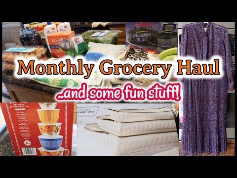 Monthly Grocery Haul 2019 - And Found Some Nice Stuff - Pakistani Grocery