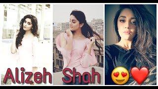 Alizeh shah karachi girl || pakistani cute girl || pakistani actress || #tiktok musically