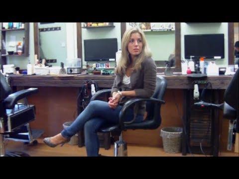 Barber Shop Girl Teaser - YouTube