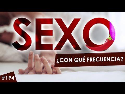 #194 SEXO, ¿CUÁNTAS VECES POR SEMANA? UN ESTUDIO REVELA LO IDEAL