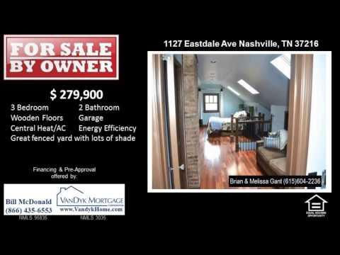 3 Bedroom Home For Sale near Dan Mills Elementary School in Inglewood Area of Nashville