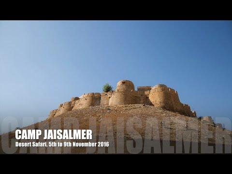 WHO AM I Camp Jaisalmer 2016