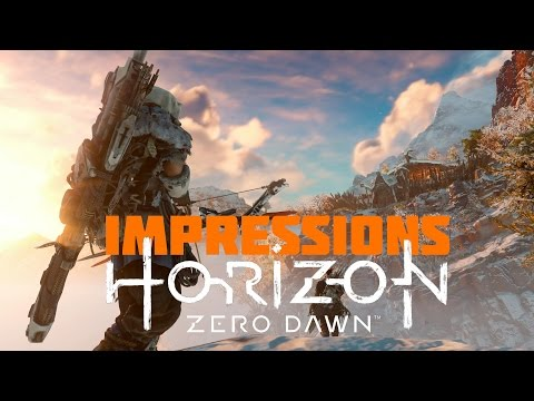 Horizon Zero Dawn - Thoughts and Impressions On A Truly Beautiful Game