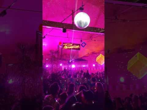 Jamie Jones Paradise party in Los Angeles!