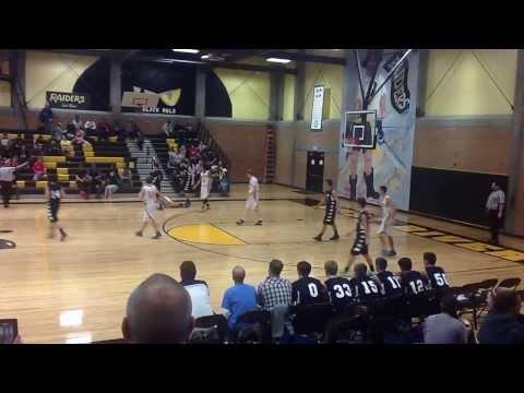 St. Mary's School Medford Oregon VS Lost River High School Oregon (1/10/2014) PART 7