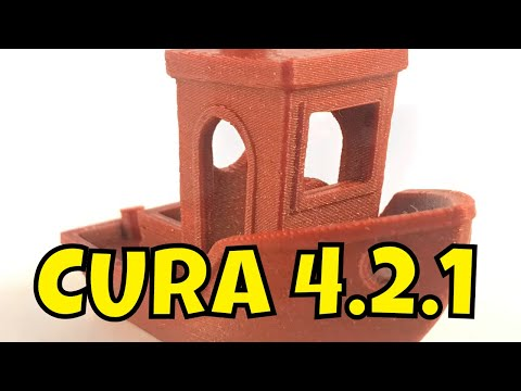 Cura Slicer 4.2.1 Features, Tips And Tricks For 3D Printing
