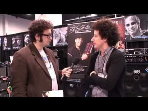 Justin Meldal-Johnsen Winter NAMM 2011 Interview, Part Two (Video)