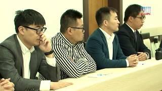 Китайская делегация в Гродно