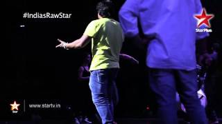India's Raw Star: The making of Desi Dude Mohan Rathore's performance!
