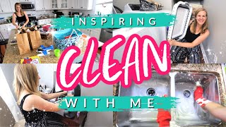UNMOTIVATED TO CLEAN? WATCH THIS!  ? 7 ways to beat anxiety + depression ? WHOLE HOUSE CLEANING 2020