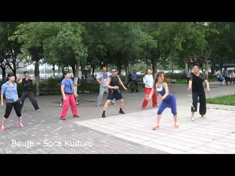 2nd Open Air Zumba @ Beijing,China 2014_5_17