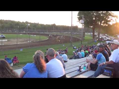 Win #3 - Mercer Raceway Park