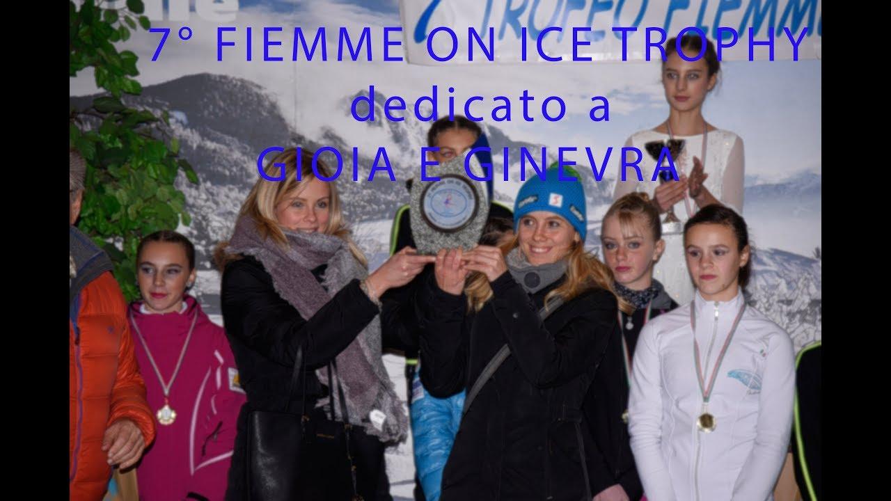 PREMIAZIONI 7° FIEMME ON ICE TROPHY