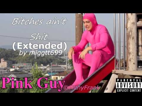 Pink Guy - Bitches Ain't Shit (Extended)