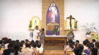 GDTM - Bài giảng Lòng Thương Xót Chúa ngày 27/11/2017