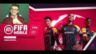 НОЧНОЙ БУСТ АККОВ В РАВНОЙ ИГРЕ СНОВА МИНУС ПЕРДАК В FIFA MOBILE