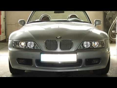 Bmw Z3 Roadster Accessories Youtube