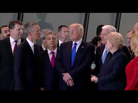 Tump Alpha's the NATO Summit Top KEK.