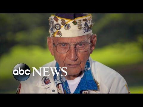 Meet the Pearl Harbor Survivors Still Alive to Tell the Tale