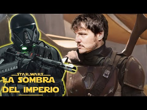 ¡Death Troopers y Pedro Pascal en The Mandalorian! - Serie Star Wars -