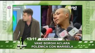 Vanessa Borghi responde a las críticas de Marisela Santibáñez