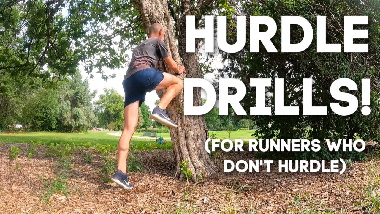Hurdle Drills for Mobility & Strength (even if you're NOT a hurdler!)