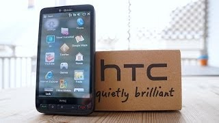 Throwback Unboxing: HTC HD2