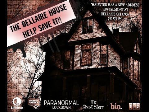 The Haunted Bellaire House || SAVE THIS HOUSE || Paranormal Lockdown