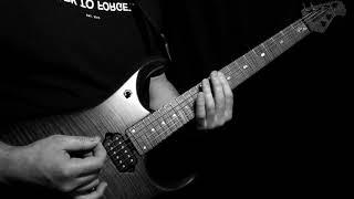 """""""No Moon"""" (Guitar Playthrough)"""
