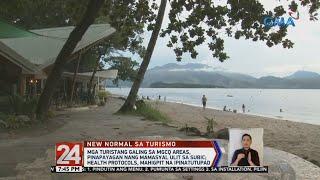 Download lagu 24 Oras: Mga turistang galing sa MGCQ areas, pinapayagan nang mamasyal ulit sa Subic