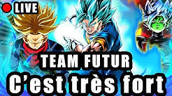 🔴 Nouvelle MAJ DRAGON BALL LEGENDS demain ! PVP Team FUTUR