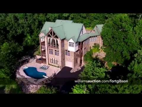 Luxury Home Auction | Fort Gibson, OK