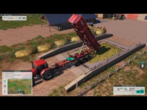 Farm Expert 2017 - Sept 1st Year 5 - Cucumber Sales and feeding the animals