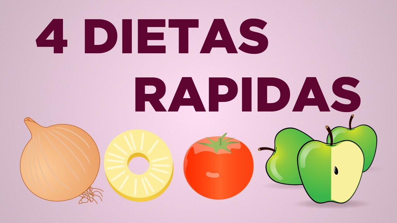 la dieta mas efectiva y rapida para perder peso