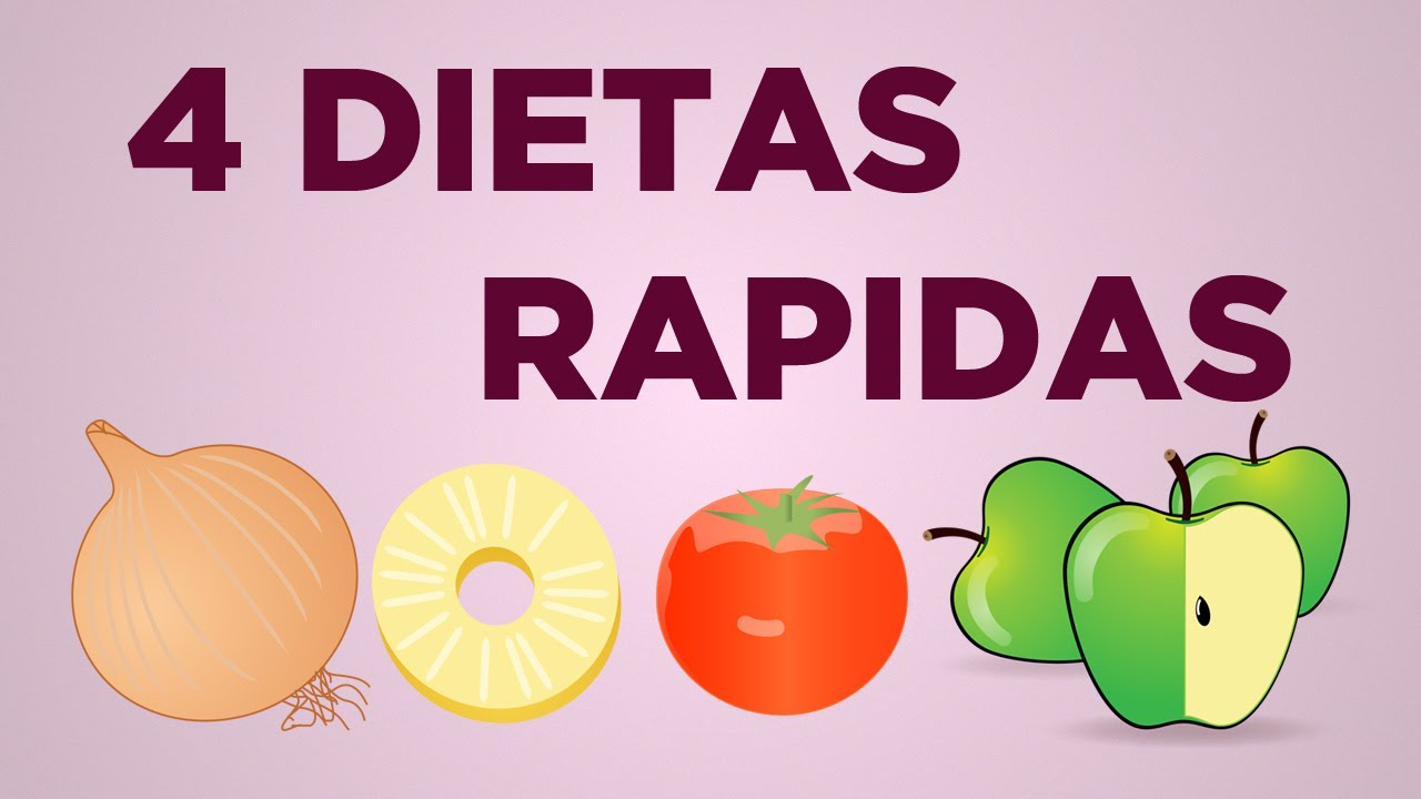 dieta para adelgazar 4 kilos en un mes