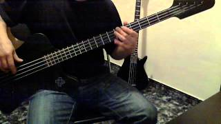 slayer-angel of death bass cover.mp4
