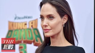 exclusive angelina jolie lines up new acting directing projects thr news
