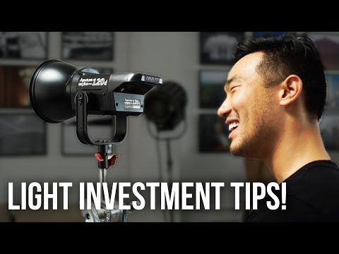 5 ESSENTIALS To Look For When Buying A Film Light In 2018