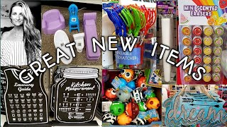 Come With Me To a PHENOMENAL Dollar Tree + 1/ NEW FINDS/ Aug 1