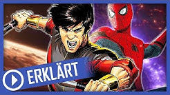 Marvels Shang-Chi |  Der neue Held nach Avengers Endgame | Legend of the Ten Rings