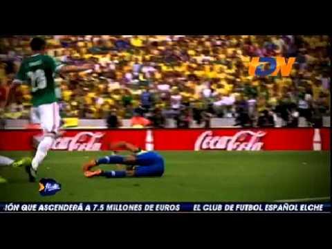 Mexico Vs Brasil LA RIVALIDAD