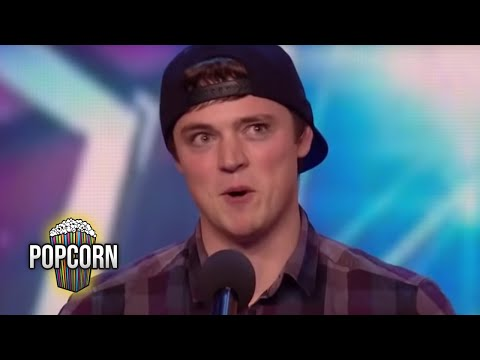Britain's Got Talent 2016 S10E03 Craig Ball Hilarious Impressionist Singer Full Audition